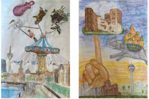 Surrealistische Bilder [Klasse 9]